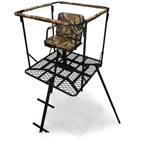 Tripod Standing L Sniper Outlaw 16 Tripod Swivel Deer Stand 663263 Tower