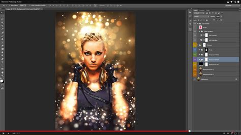 5 amazing photoshop actions must have photoshop tutorials shimmer photoshop action by sevenstyles graphicriver
