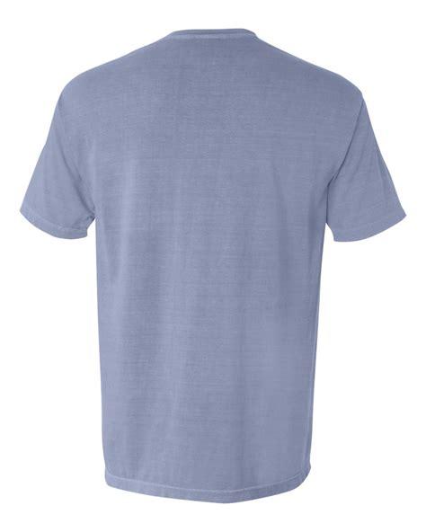 comfort colors 6030 comfort colors heavyweight ringspun short sleeve shirt