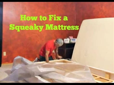 how to fix a creaky bed how to fix a squeaky loud and annoying mattress set