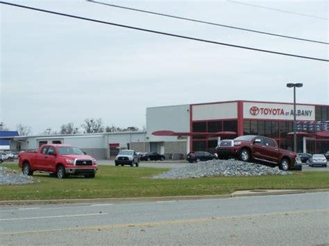 Toyota Dealer Albany Ny Toyota Of Albany Albany Ga 31707 1275 Car Dealership