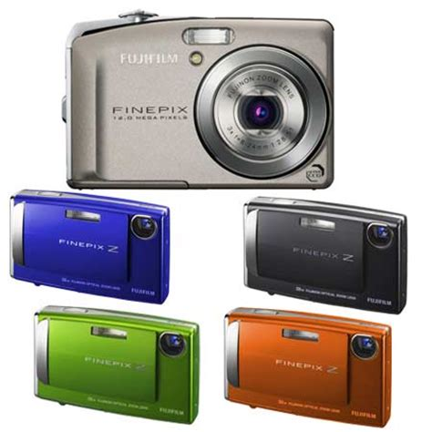 Fujifilm Finepix Z10fd Digital Launches by Fujifilm Contest For And Inspired Photographers