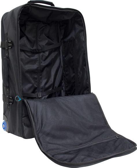 Tusa Travel Bag Ba0202 Roller Bag Large Aksesoris Dive And Snorkeling Tusa Ba0202 Bk Roller Bag Bij Sublub