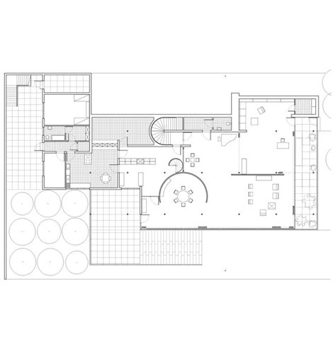 villa tugendhat floor plan ajrosalesdesign mies der rohe tugendhat house level floor plan drafted by aj
