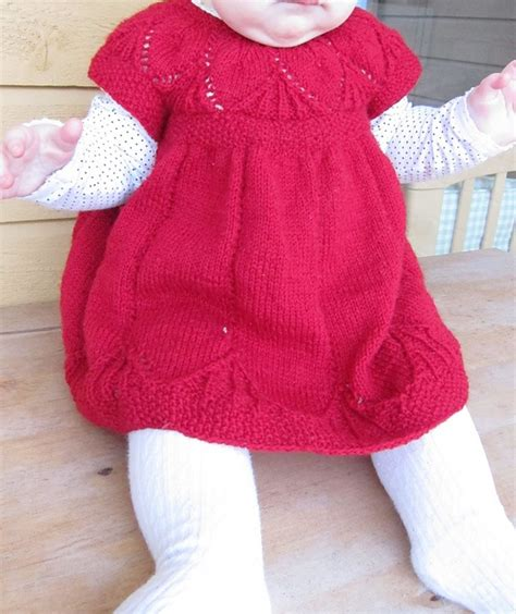 Ravelry ripsgele s christmas dress oh baby pinterest