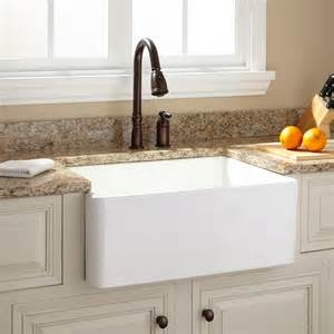 40 quot nevan fireclay drop in sink with drainboard white