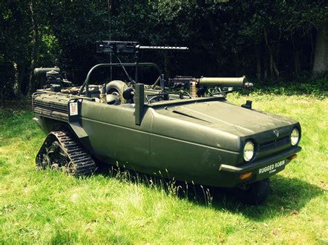 best rugged vehicles reliant rugged robin silodrome