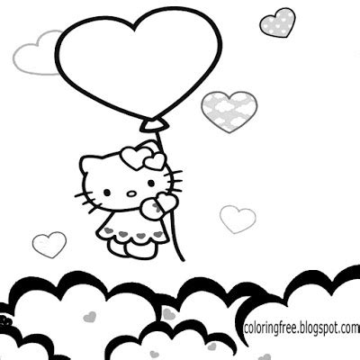 hello kitty large coloring pages hello kitty big fairys coloring pages fairy hello kitty