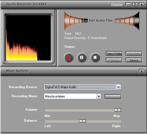 Record Free Audio Recording Software Softonic