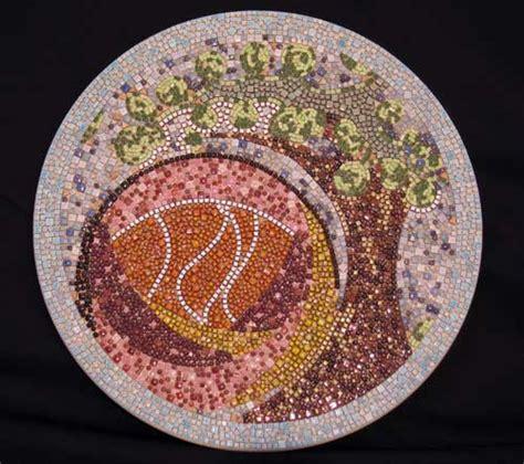 Mosaic L by Expressing For Thru Mosaic Mandalas Smith
