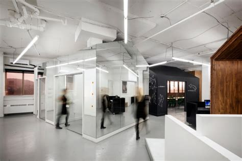 office de a pr agency with a super creative office space design milk