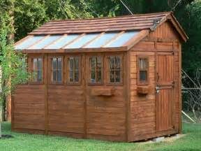 Wooden Outdoor Buildings Portable Buildings