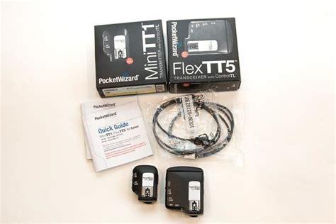 Goods Pocket Wizard Transmitter Tt1 Excellent Condition sold reduced pocket wizard tt5 tt1 100 fm forums