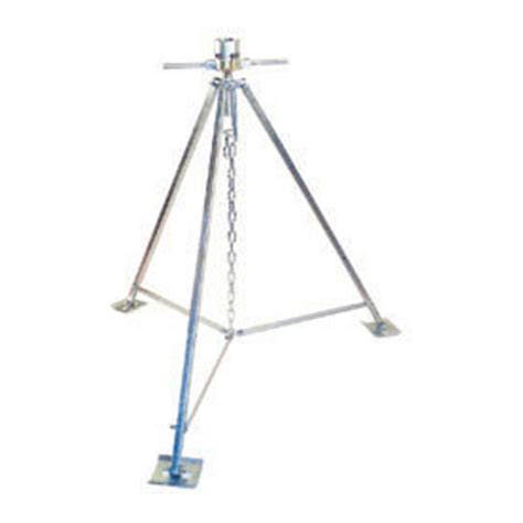 Tripod Stabilizer ultra fab 174 aluminum king pin tripod fifth wheel stabilizer 157622 jacks levels at sportsman