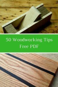 woodworking tips  westfarthing woodworks