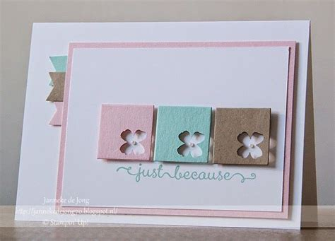 Small Handmade Greeting Cards - handmade greeting card from happy stin the