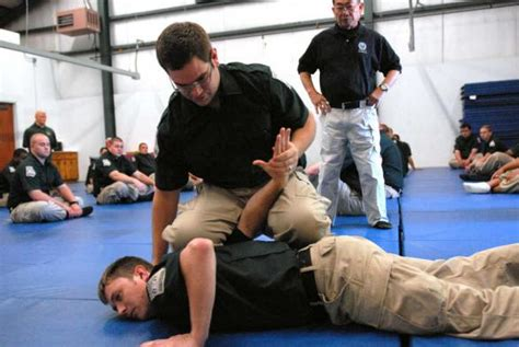 Defensive Tactics The Most Important Skill For Police