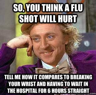 Shots Meme - vaccine needle memes