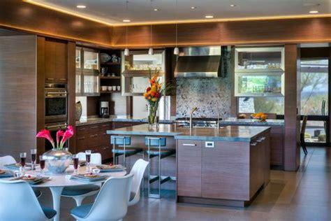 contemporary flair kitchen design center kitchen design trend contemporary style hgtv