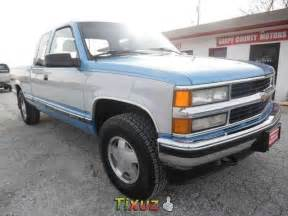 1996 chevrolet silverado extended cab with pictures