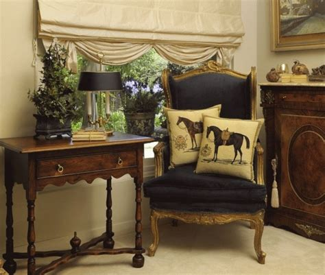 equestrian inspired decor
