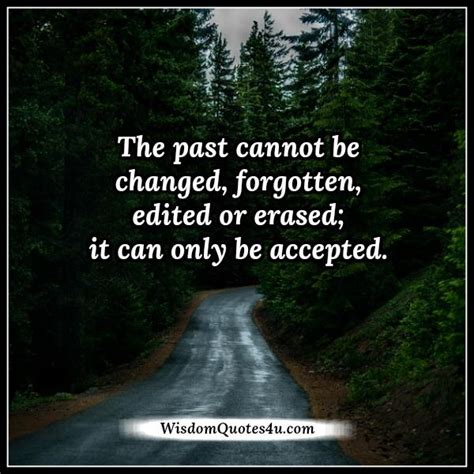 changed wisdom quotes