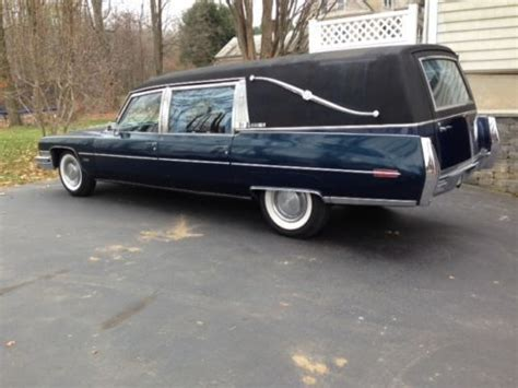 how does cars work 1996 buick hearse electronic valve timing purchase used 1973 cadillac hearse miller meteor end loader in medway massachusetts united states
