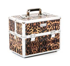 Vanity Salon Reviews Leopard Beauty Case Large Beauty Box Urbanity