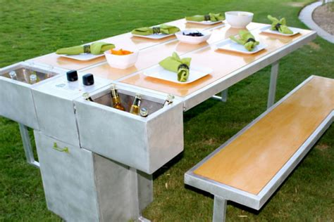 backyard hibachi grill the outdoor grill brings benihana to your backyard brit co