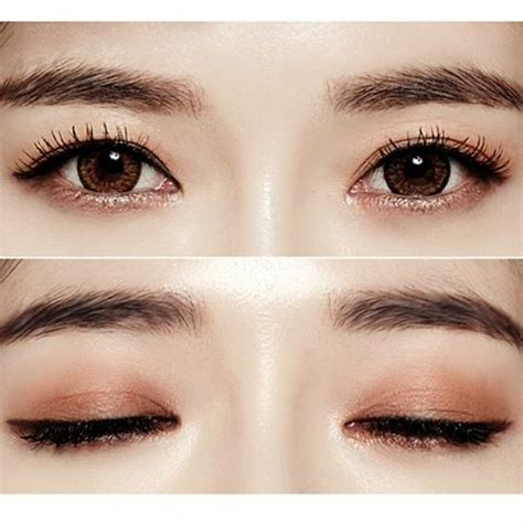 tutorial eyeliner ulzzang ulzzang makeup tutorial tumblr www pixshark com images