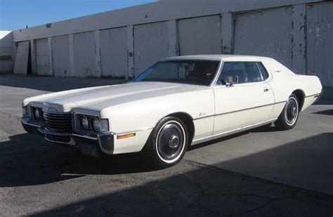 1972 Ford Thunderbird by 1972 Ford Thunderbird Related Infomation Specifications