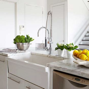 Wall Mount Kitchen Faucet by Farmhouse Kitchen Island Design Ideas