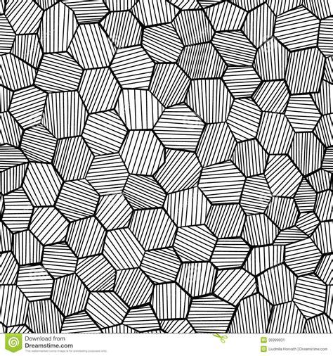 drawing honeycomb pattern abstract hand drawn honeycomb stock image image 36999931