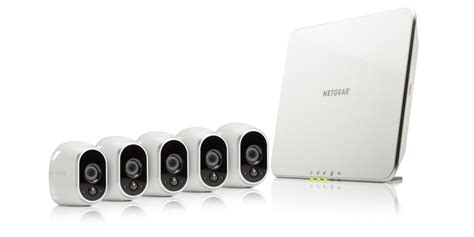 make home security easy netgear arlo wireless five