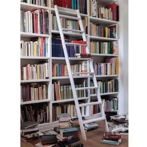 scale per librerie scale per libreria in legno 11 gradini finitura naturale