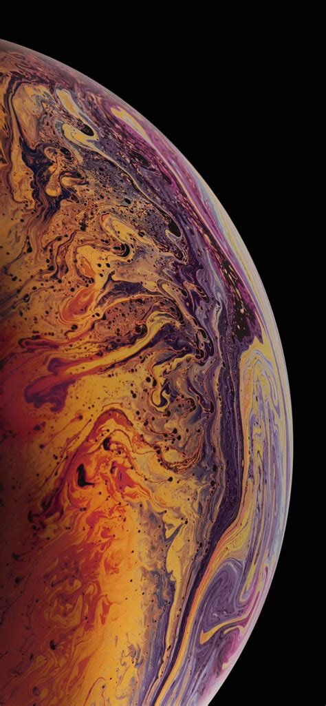 the 3 official iphone xs and xs max wallpapers here ios hacker