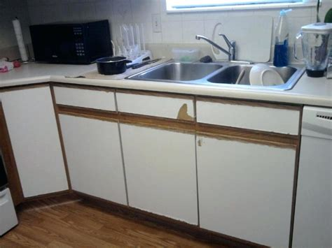 Laminate Cabinets Refinishing by Kitchen Cabinet Refacing Laminate
