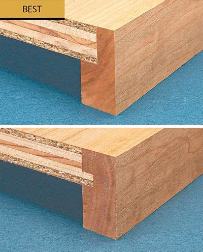 Other Words For Shelf by Strengthening Plywood Shelves With Edging Or In Other
