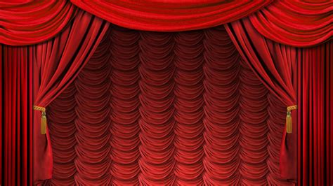 Curtain Theater Theatre Wallpaper Wallpapersafari