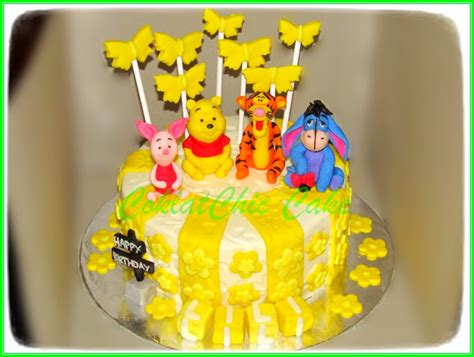 cara membuat kue ulang tahun winnie the pooh winnie the pooh bear jual kue ulang tahun