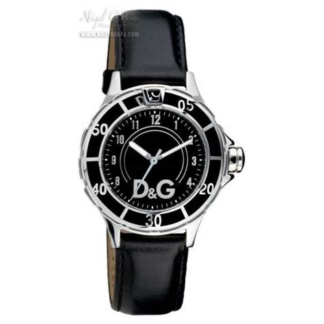 mens watches dolce gabbana mens black and grey