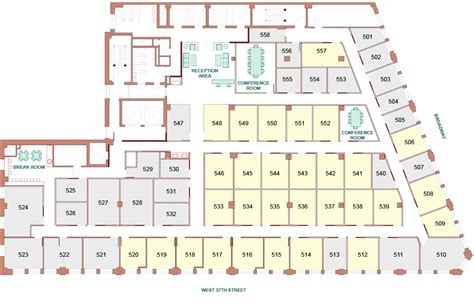 penn station floor plan penn station floor plan