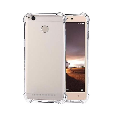 Indoscreen Xiaomi Max Anti Anti Shock xiaomi mi max 2 anti shock transparent back cellbell