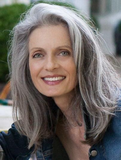 12 best images about grey hairstyles on pinterest her 15 best collection of long hairstyles for grey haired woman