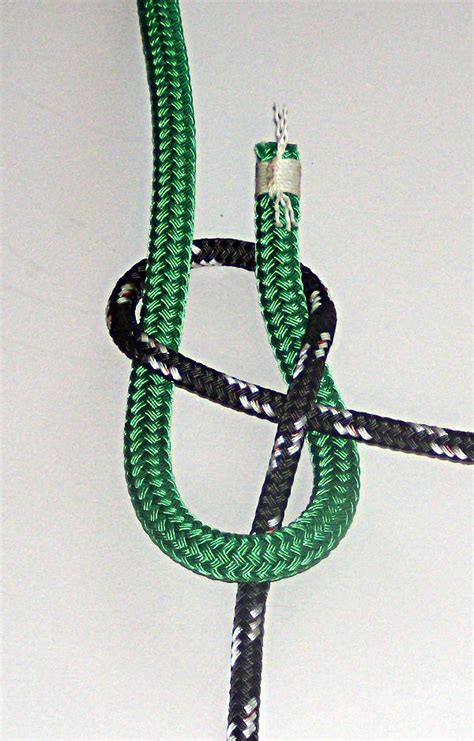 how to tie the sheet bend and double sheet bend boating