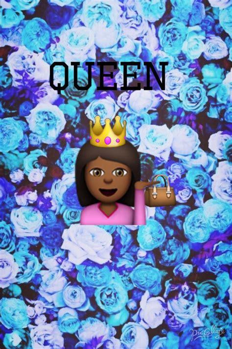 wallpaper emoji black queen emoji wallpapers wallpapersafari