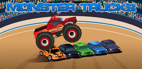 monster truck racing games for kids long island drag racing amazon store monster trucks game