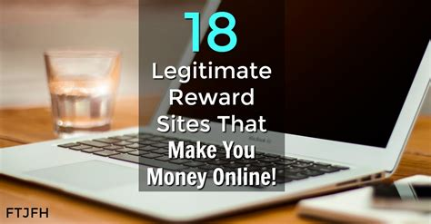 Legit Free Gift Card Sites - scam free and legitimate reward sites that pay full time job from home