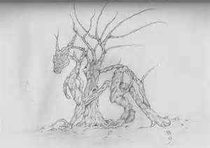 tree dragon by bear paw on deviantart