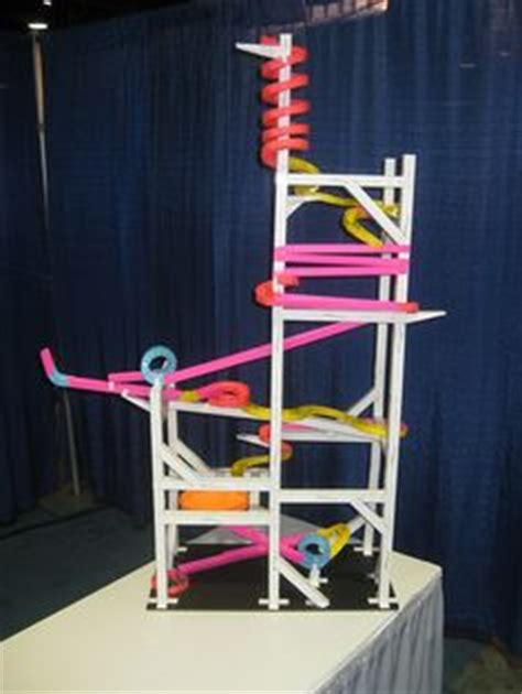 How To Make A Paper Roller Coaster Spiral - i built this paper roller coaster a k a paper marble